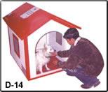Dog houses in Delhi