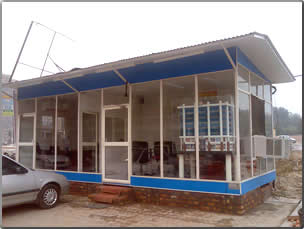 Portable cabins manufacturer in India