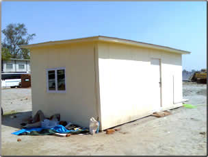 Portable cabins manufacturer
