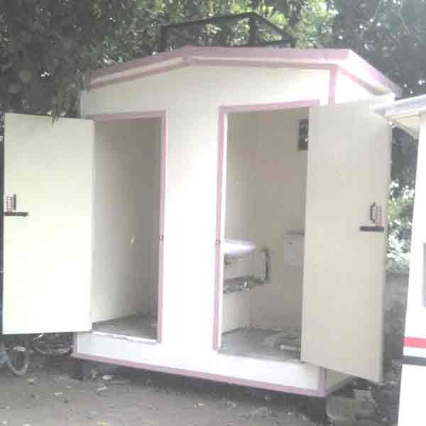 Gi Panel Toilet