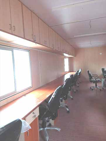 Furnished Container For Sale
