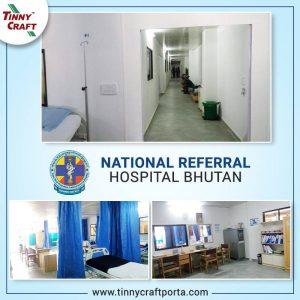 NATIONAL REFERRAL HOSPITAL BHUTAN