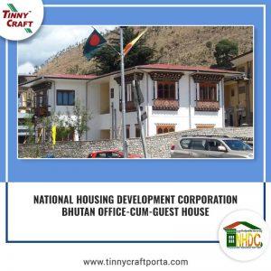 NATIONAL HOUSING DEVELOPMENT CORPORATION BHUTAN