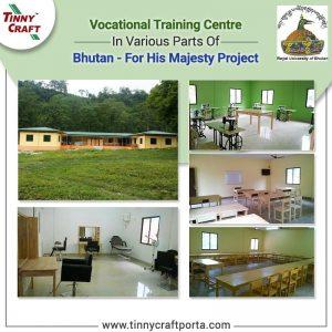 HIS MAJESTY PROJECT – BHUTAN