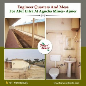 ENGINEER QUARTERS AND MESS FOR AMBARI INFRA AT AGUCHA MINES AMER