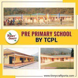 PRE PRIMARY SCHOOL TCPL