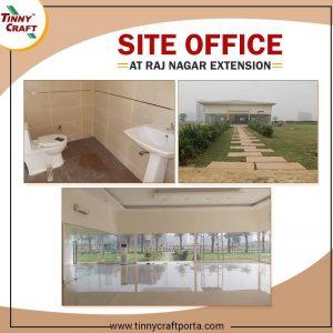 Site Office at Raj Nagar