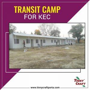 TRANSIT CAMP FOR KEC