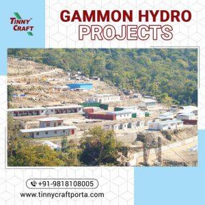 Gammon HYDRO POWER PROJECT