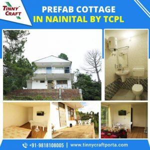 PREFAB COTTAGE IN NAINITAL BY TCPL
